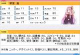 琴葉茜COCキャラクターシート(動画準拠)