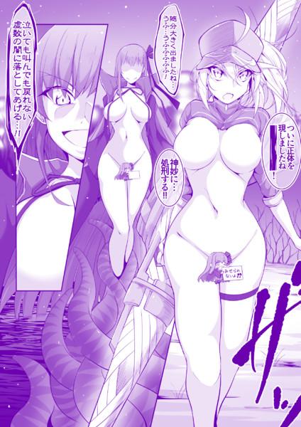 FGO名場面全裸シリーズ7 謎のヒロインXX