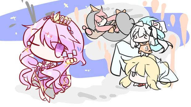 灰を被った姫