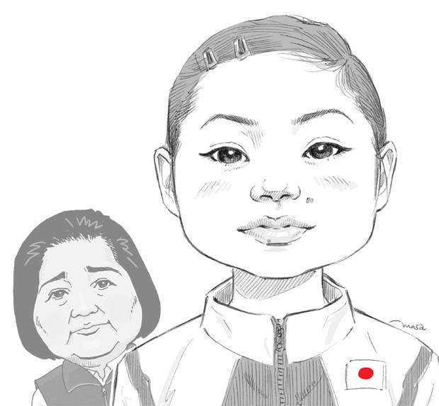 宮川紗江選手(体操)