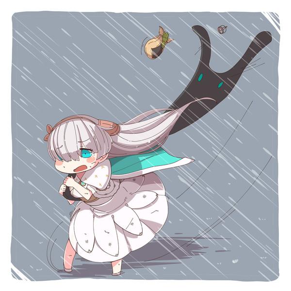 暴風雨でなんか色々大変なアナスタシア