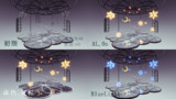 【MMD】星くずの部屋【ステージ配布】