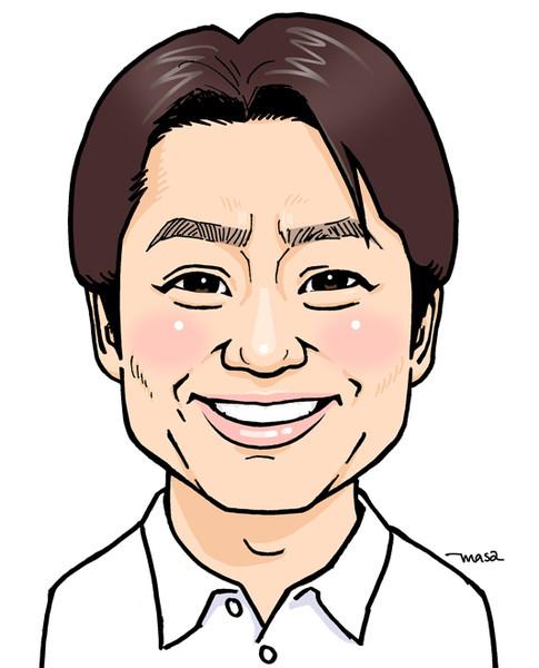 池谷幸雄さん(体操)