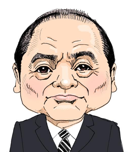 塚原副会長(日本体操協会)