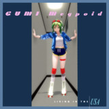 LIVING IN THE USA【MMDジャケットアート杯】