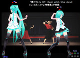 【MMD】賭ケグルイ OP Deal with the devil モーショントレース中