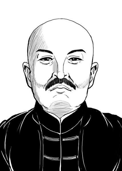 「一貫道」指導者・天然古佛~張天然