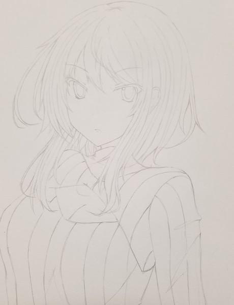 クールな女性はかっこいいイメージです 桜花 さんのイラスト