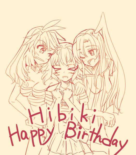 HAPPY BIRTHDAY!!びっきー!!