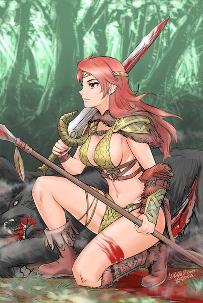 アマゾネス・女戦士