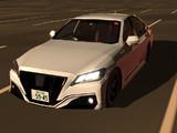 【MMD】トヨタ・クラウン 2.0RSアドバンス Ver,0.50【モデル配布あり】