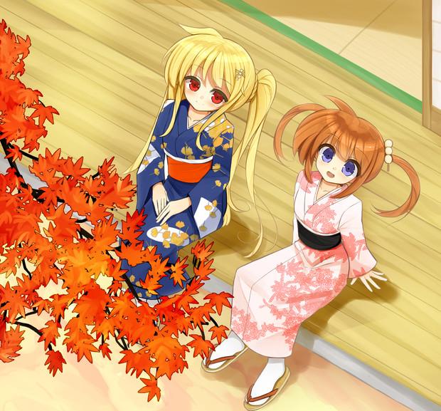秋なのふぇ