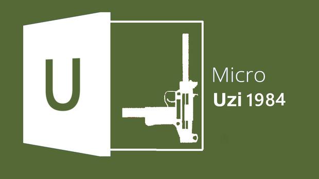Microsoft Uzi