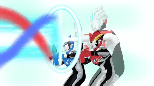 トリプルオリジウム光線!