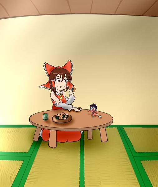 お茶菓子の時間