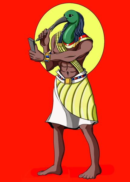 古代エジプト「知恵の神」~トト神