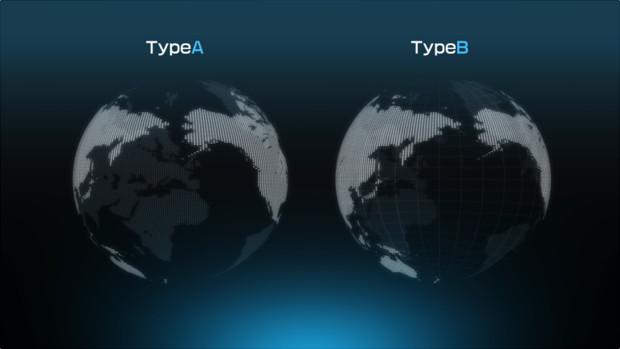 デジタル地球儀