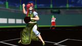 【野球】美鈴とネクストの強打者