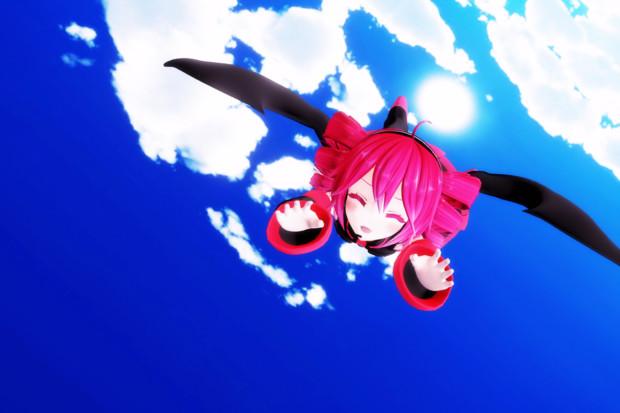 【テトの日】空から降ってくるキメラ