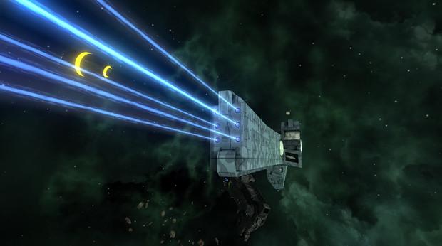 帝国軍標準型戦艦 その2