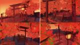 【MMD】紅葉舞台【ステージ配布】