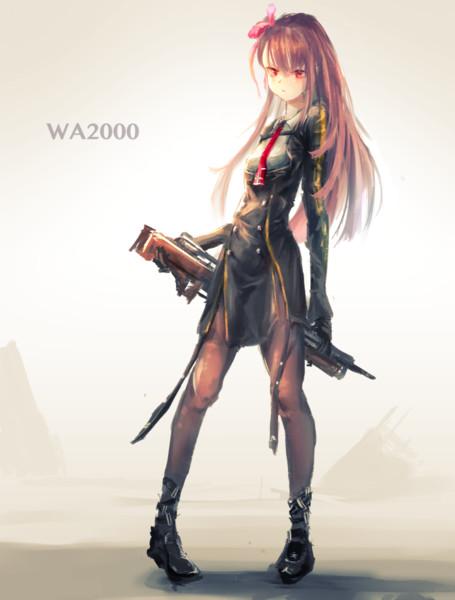 WA2000ちゃん