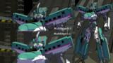 MMDモデル シンカリオンE5はやぶさ
