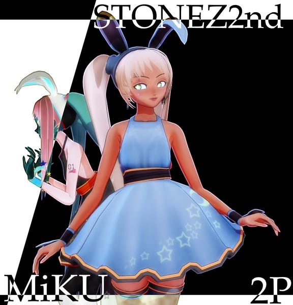 STONE式MiKU_ゴスバニ2P STONE祭り参加賞