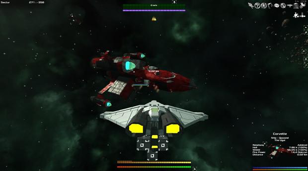 Avorion MOD「Steam Workshop ships as NPCs 」