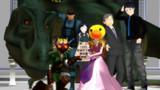 第二回MMD静画甲子園の参加賞をいただきました!