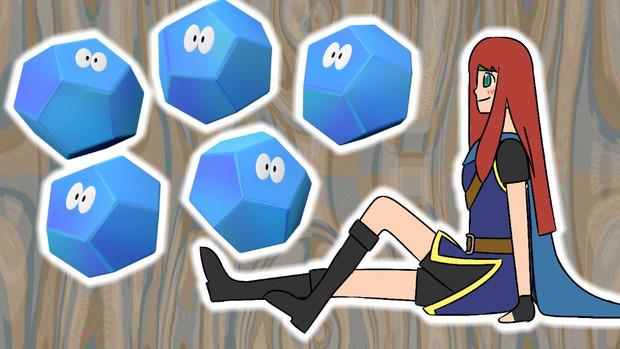 十二面体と少女2