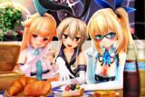 【アカしまタイム!】3姉妹っぽい…♪