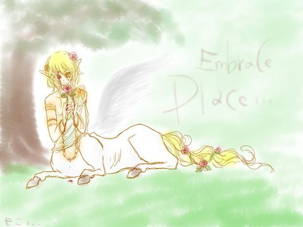 Embrace Place。。。