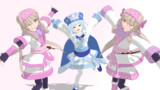 しもべ式Fate/MMDモデル配布静画