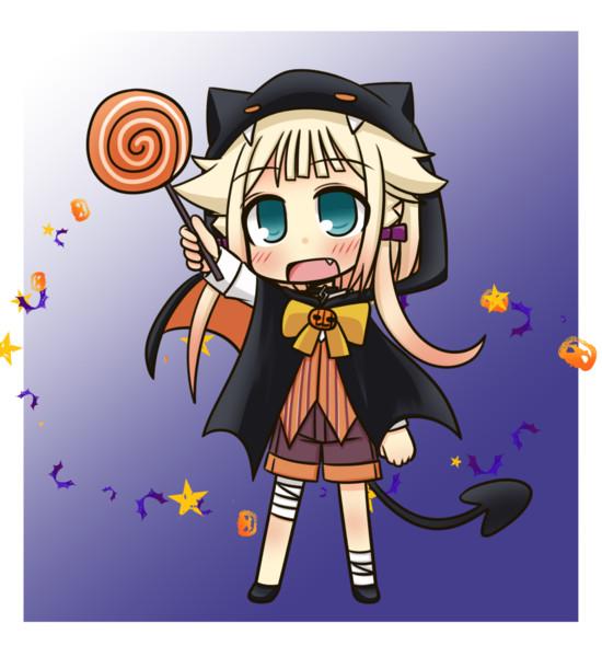 ハロウィンONEちゃん