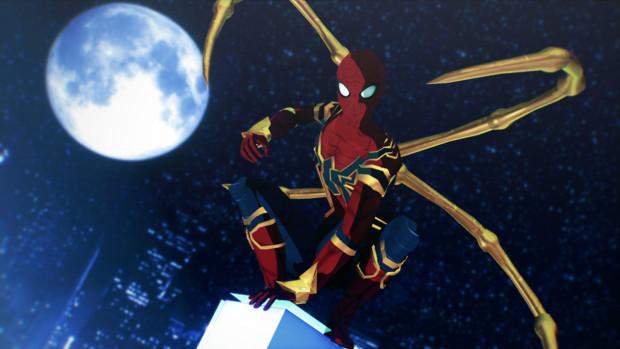 Iron spider.