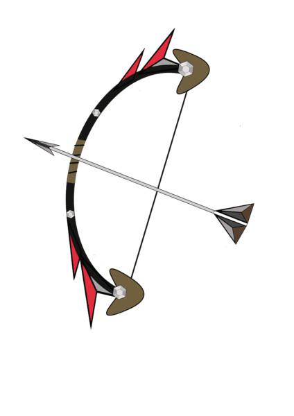 オリジナル弓と弓矢 十姉妹 さんのイラスト ニコニコ静画 イラスト