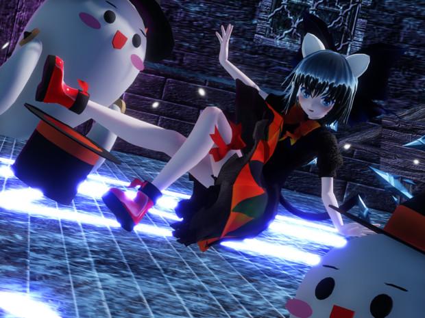 Happy Halloween 【チルノ】