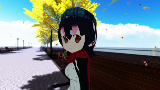 【MMDけもフレ】秋ふるる