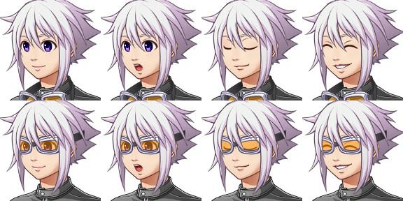 【キャラ生成】結月ゆかりの顔グラ:ぴっちりスーツ