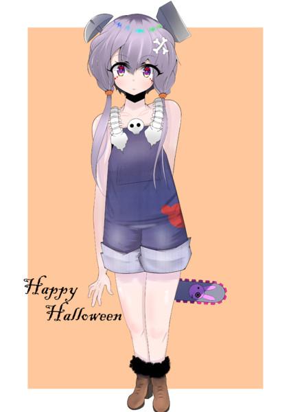 ハロウィン結月