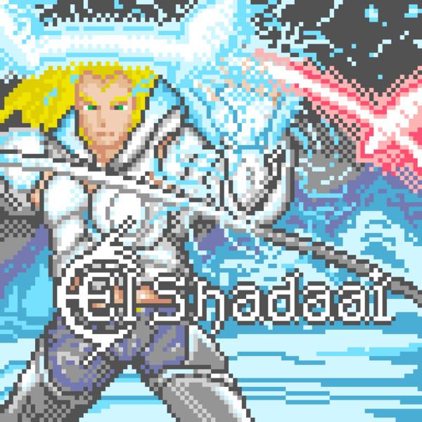 ドット絵 El Shaddai1
