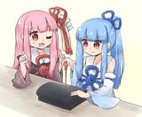 【支援絵】琴葉姉妹がPS3を修理するようです