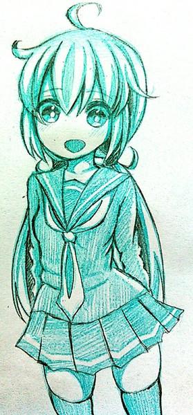 皐月ちゃん