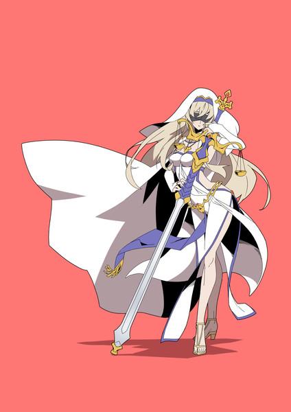 剣の乙女ぱいせん。