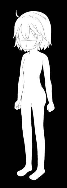 DIYUSI素体