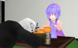 【第四回MMDダジャレ選手権】アルミ缶の上にあるみかん