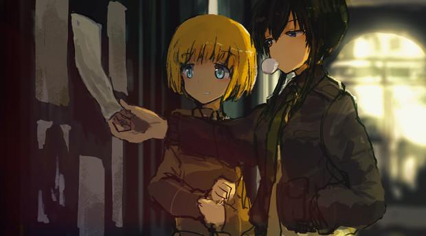 ジェーンと大将6