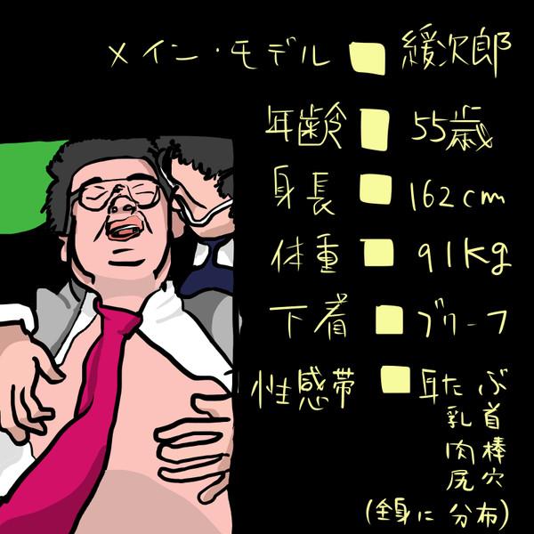 緩次郎(ガバ穴ダディー)
