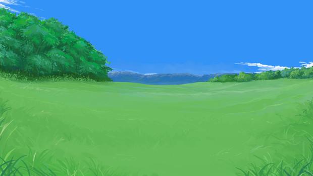 背景:平原